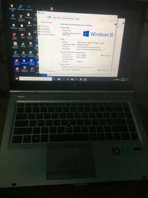 Used hp elite book corei5 RAM4GB HDD 500gb @2.9ghz