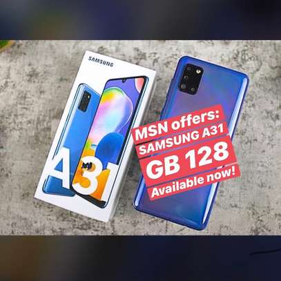 SAMSUNG A31 GB 128 (Special Offer)