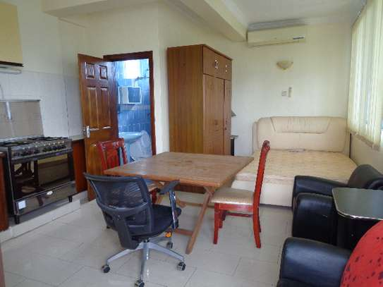 sea view studio apartment at toure drive masaki $500pm