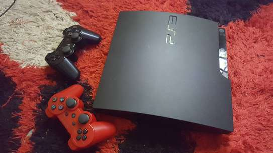 Ps3 slim, 320Gb with MultiMan and more image 2