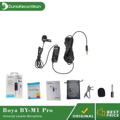 YOGA M1 UNIVERSAL MICROPHONE FOR PC,COMPUTER, ETC image 1