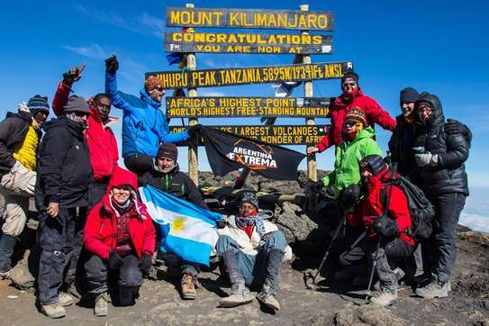 6 Days Machame Route - Kilimanjaro Trekking Tour