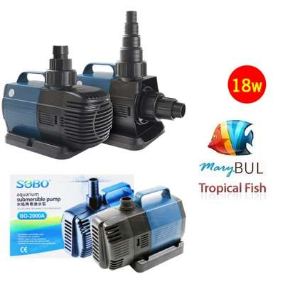 18watts Aquarium Fish Pond Garden Water Pump image 1