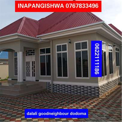 TWO IN ONE HOUSE FOR RENT IN DODOMA image 1