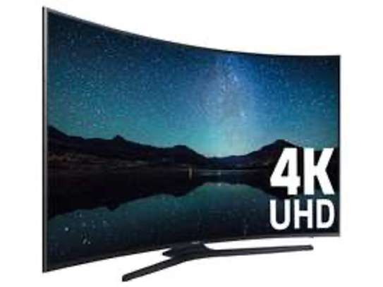 49 inch Samsung SMART UHD 4K Curved Smart TV NU7300 image 4