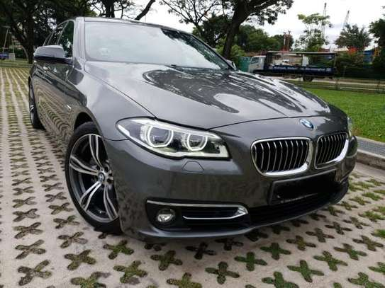 2013 BMW 520  USD 8200 UP DAR PORT