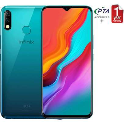 Brand New sealed Infinix Hot 8 for sale 260,000 Tzs only