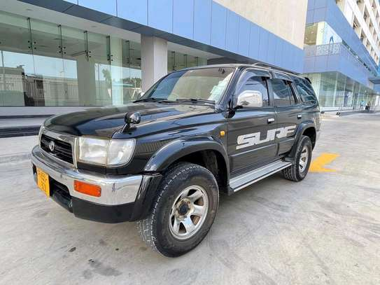 2000 Toyota Hilux Surf image 8