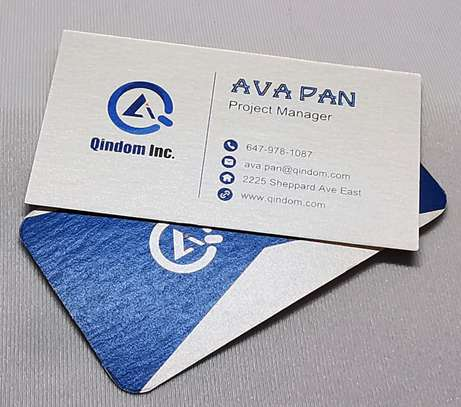 BUSINESS CARD PRITING image 11