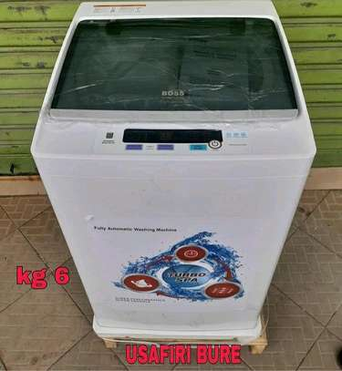 BOSS WASH MACHINE image 1