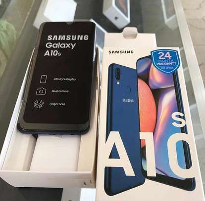 SAMSUNG Galaxy A10s GB 32 PATA offer➖( Cover & Delivery BureE ) image 3