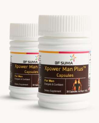 X POWER MAN CAPSULES image 1