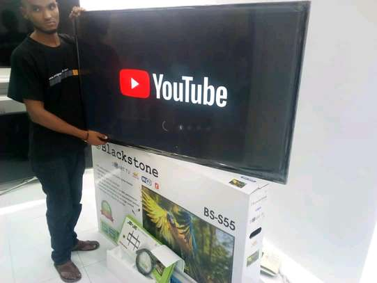 BRAND NEW BLACKSTONE 40 INCH SMART ANDROID ....650,000/= image 1