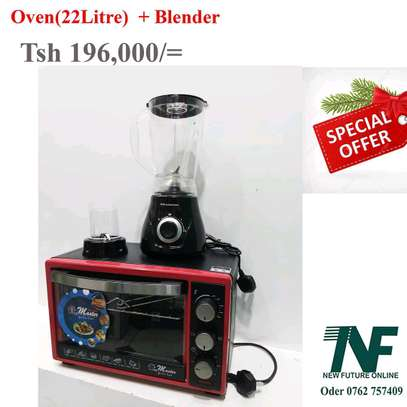 Offer oven with free Blender image 1
