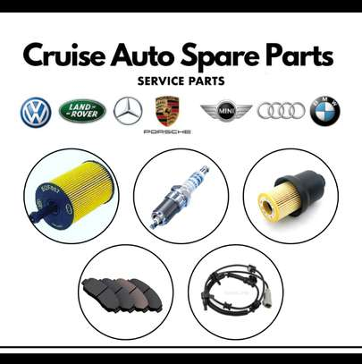 SERVICE SPARE PARTS image 1