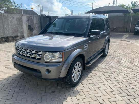 2009 Land Rover Discovery image 10