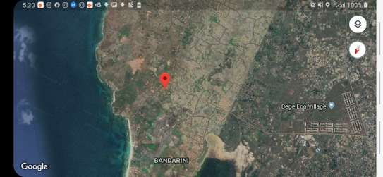 6.4 acres of land at Mbutu, Kigamboni image 1