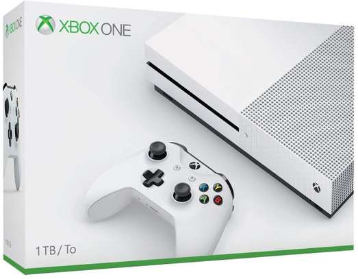 Xbox One S 1TB Brand new with 1 Year Warranty