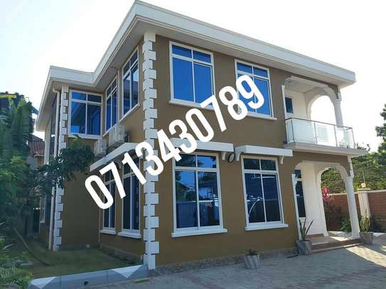 4 Bdrm House at Mbezi Beach