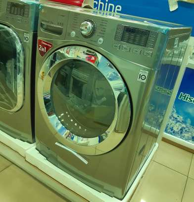 LG WASHER + DRYER 16KG FULLY AUTOMATIC
