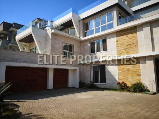 5 BEDROOM GRAND MANSION FOR RENT AT MASAKI image 1