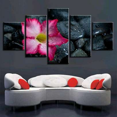 MODERN WALL CANVAS PAINTING image 4