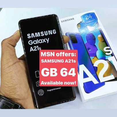 SAMSUNG A21s GB 64 (Special Offer)
