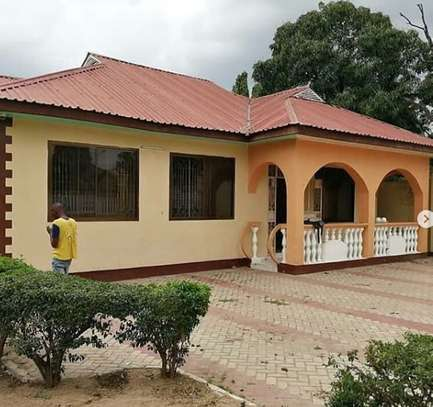 4 Bdrm House at Mbezi image 1