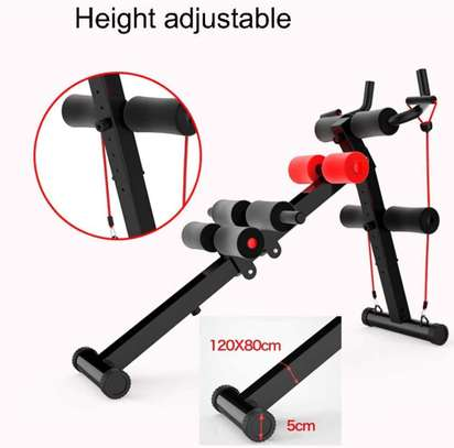 4 in 1 Multifunctional sit up bench image 4