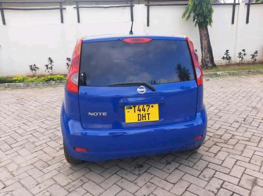 2003 Nissan Note image 3