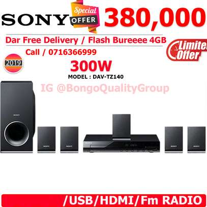 Sony Home Theatre - Dav-Tz140