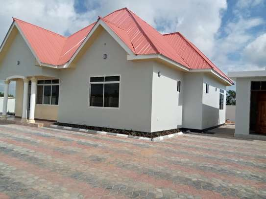 A Newly built fully furnished property in Dodoma city