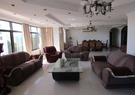 3 En Suite Bdrm Sea View Luxury Apartments in Upanga.