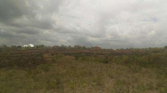 149 acres at Nguru forest Morogoro Town image 1
