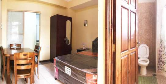 Studio apartment full furnished (near fire bus station) image 5