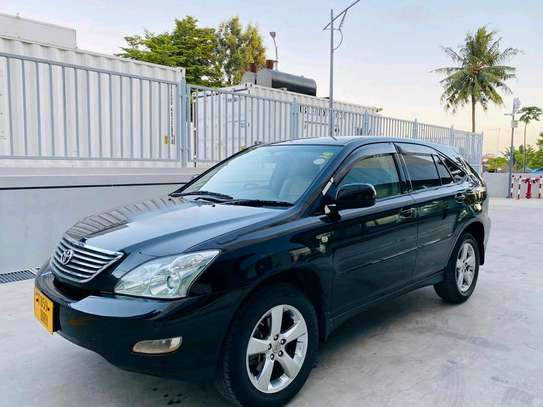 2005 Toyota Harrier image 9