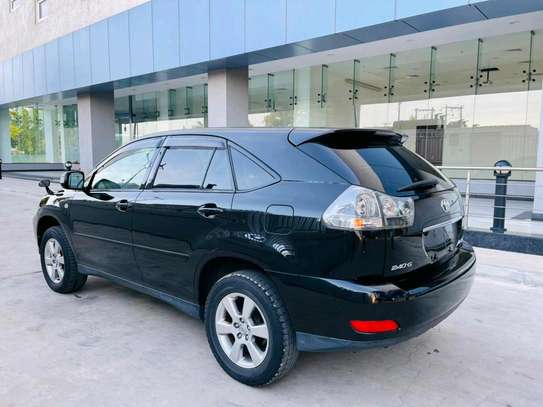 2008 Toyota Harrier image 3