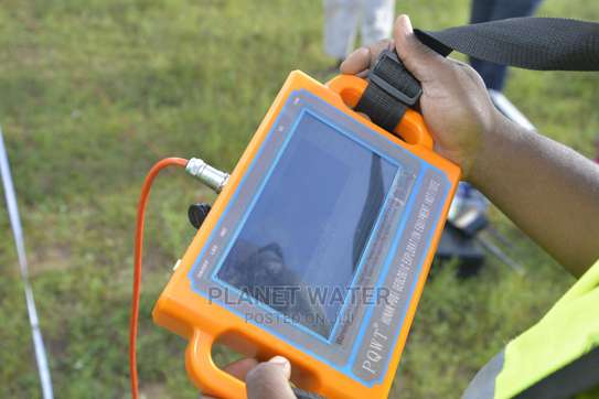 Geophysical and Hydrogeological Investigation image 6