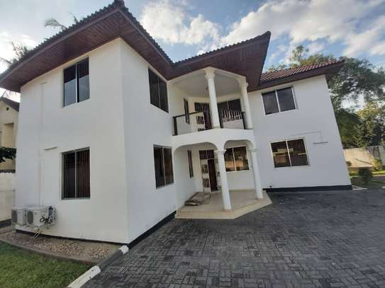 4 BEDROOMS STAND  HOUSE AT MIKOCHENI image 1