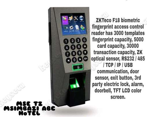 Fingerprint Door Access Control