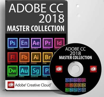 Adobe Mastercollection CC 2018
