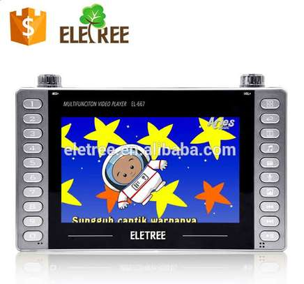Multifunction video player zrp-48 image 1