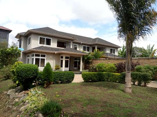 FULLY FURNISHED HOUSE  AT BURKA/WESTERN ARUSHA image 1