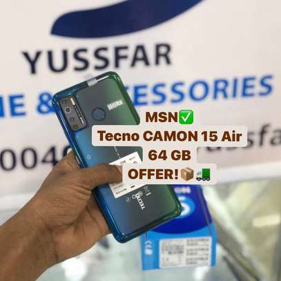 "Tecno CAMON 15 Air GB 64 ""SPECIAL OFFER"