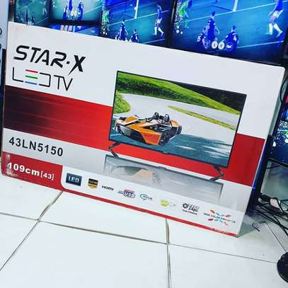 STAR X LED TV 43 INCH image 2