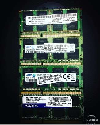 Laptops Ram DDR3L 8GB