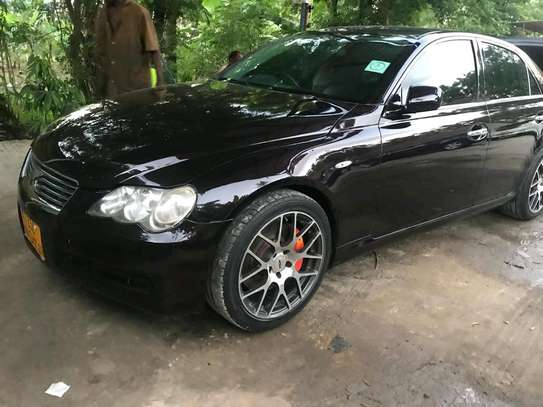 2008 Toyota Mark X