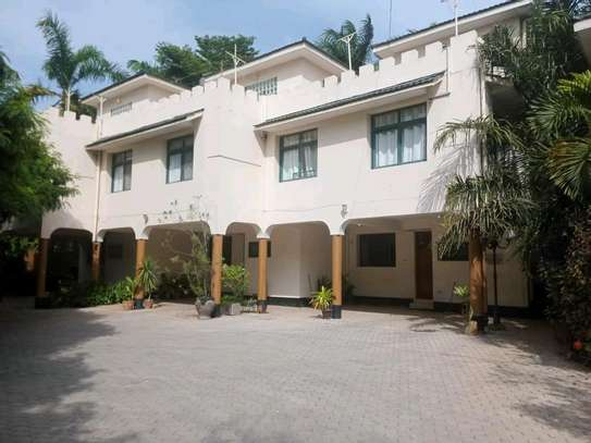 a 3bedrooms beach view villas are for rent at masaki cool neighbour hood image 1