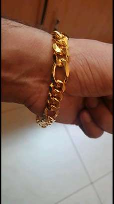 83g | 22k Gold,Genuine-Heavy Bracelet