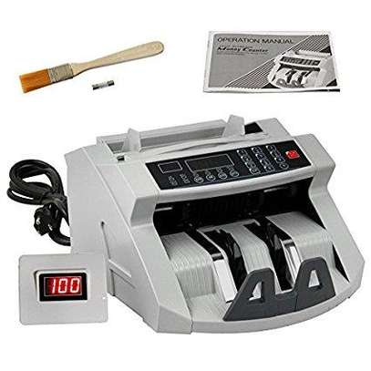 ZENY Bill Money Counter Worldwide Currency Cash Counting Machine image 1